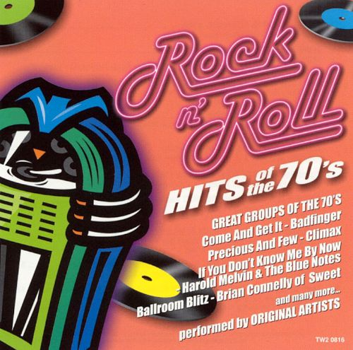 rock n roll hits of the 70 s great groups of the 70 s various