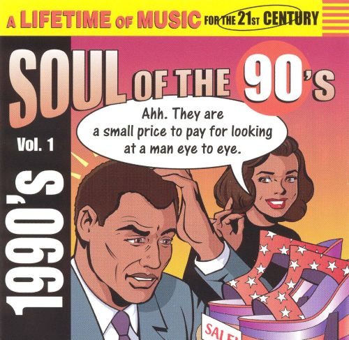 Soul of the 90's, Vol. 1
