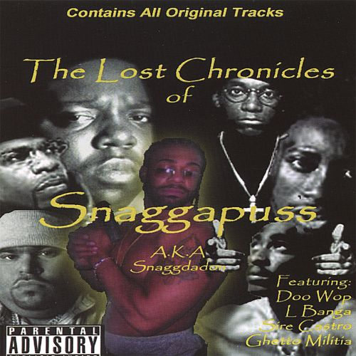 The Lost Chronicles of Snaggapuss