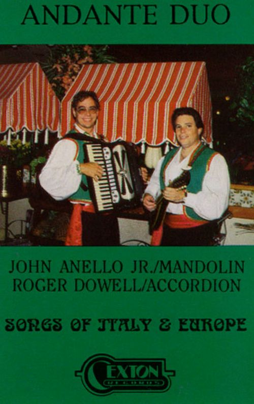 Songs of Italy and Europe
