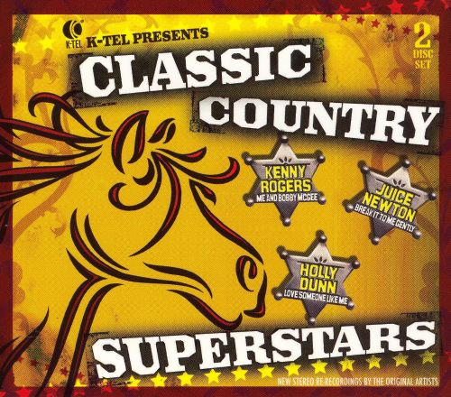 K-Tel Presents: Classic Country Superstars