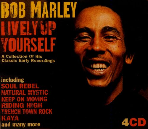 Lively Up Yourself [Goldies Box Set]