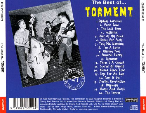 The Very Best of Torment