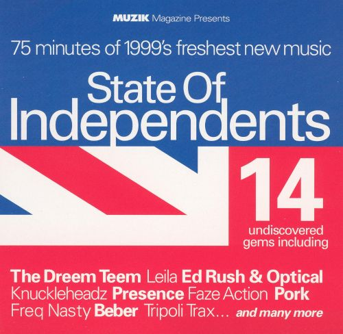 Muzik Magazine Presents: State of Independents