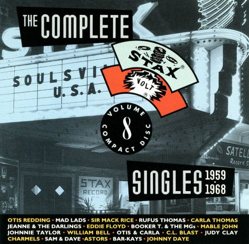 Complete Stax-Volt Singles 1959-1968, Vol. 8