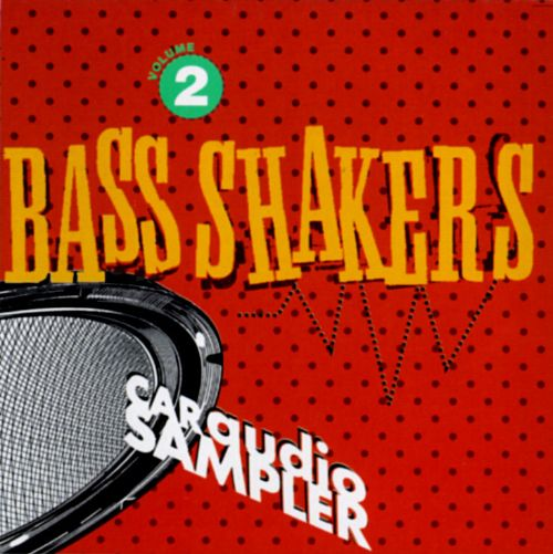 Bass Shakers, Vol. 2