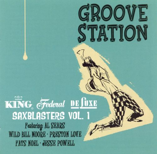 Groove Station, Vol. 1