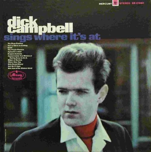 Dick Campbell Sings Where It's At
