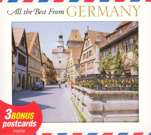 All the Best from Germany [Madacy #3]