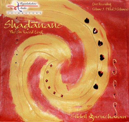 Shadanane the Six Faced Lord, Vol. 3