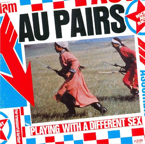 au pairs playing with a different sex