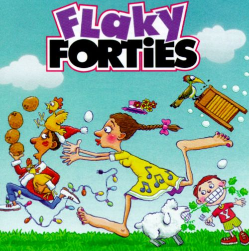 Flaky Forties