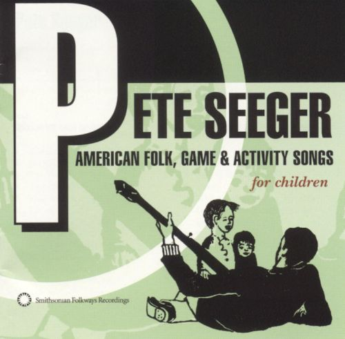 American Folk, Game and Activity Songs for Children