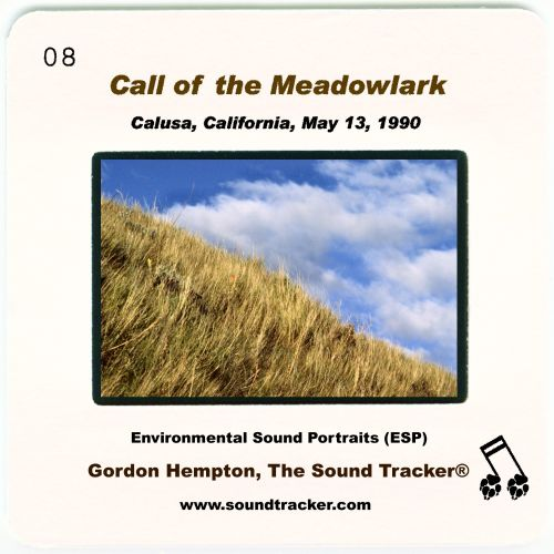 Call of the Meadowlark: Calusa, California, May 3, 1990
