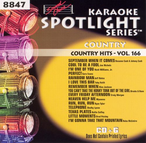 Country Hits, Vol. 166