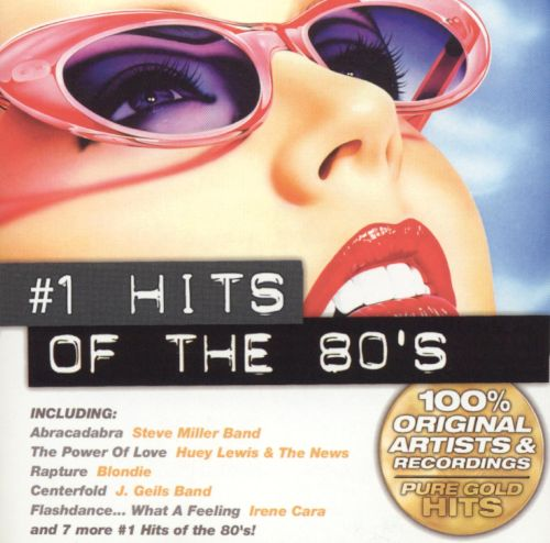 #1 Hits of the 80's [EMI Special Markets]