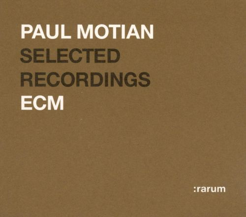 Selected Recordings (Rarum XVI)