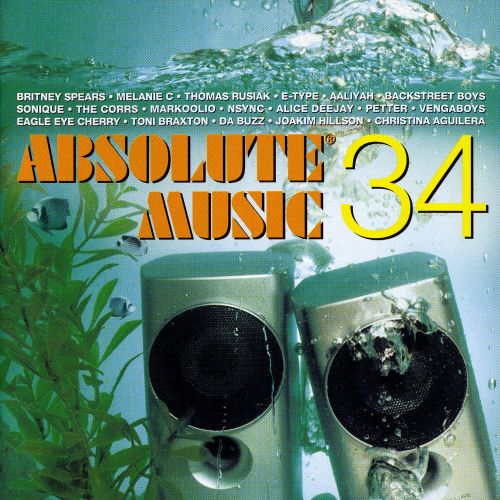 Absolute Music, Vol. 34