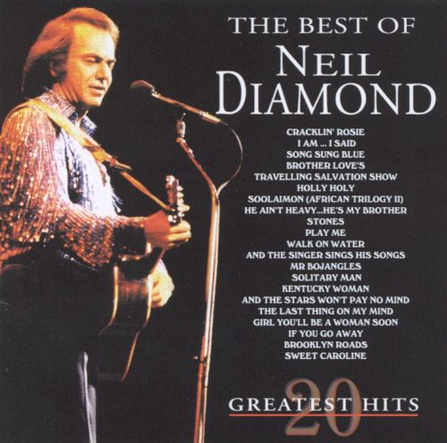 Album Diamond: The Best Of Neil Diamond - Neil Diamond