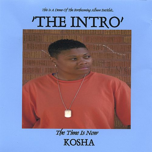 This Is a Demo of the Forthcoming Album 'The Intro'