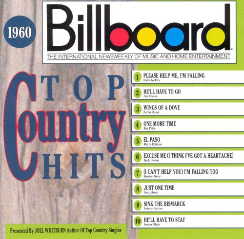 Billboard Top Country Hits: 1960 - Various Artists   Songs ...