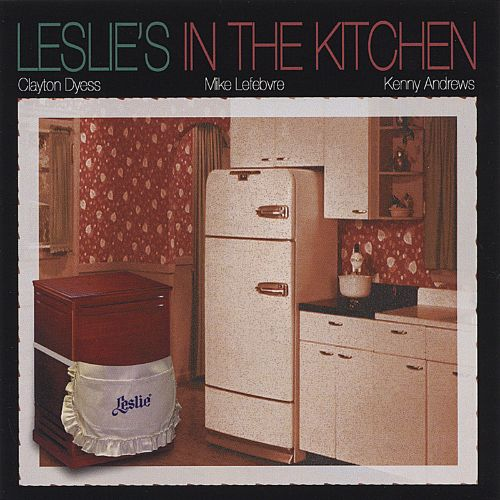 Leslie's in the Kitchen