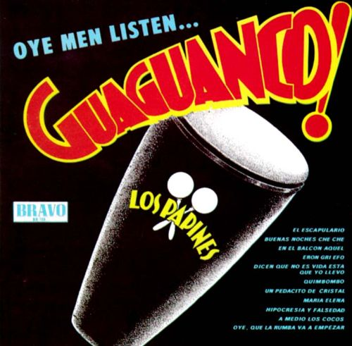 Oye Men Listen...Guaguanco!