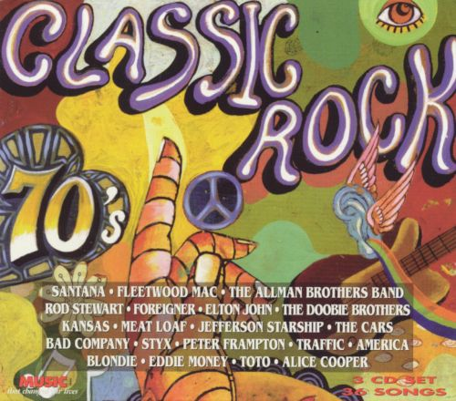 classic rock 70 39 s various artists songs reviews credits allmusic. Black Bedroom Furniture Sets. Home Design Ideas