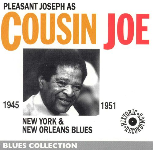 New York and New Orleans Blues 1945-1951