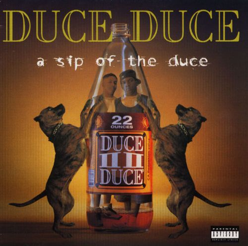 Sip of the Duce