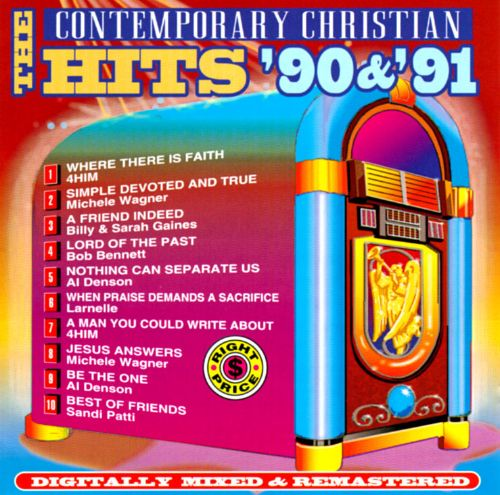 The Contemporary Christian Hits '90 & '91