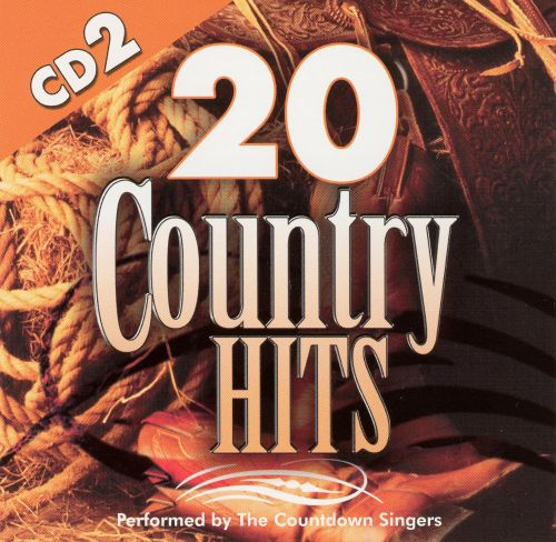20 Counrty Hits [Disc 2]