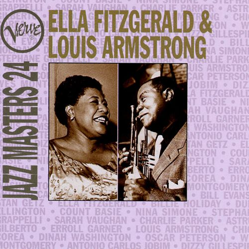 Remarkable, ella fitzgerald louis armstrong