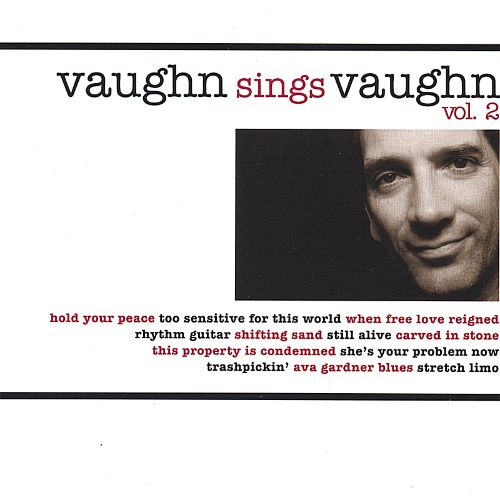 Vaughn Sings Vaughn, Vol. 2