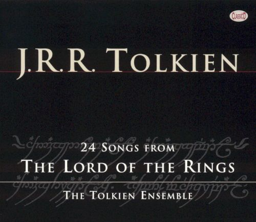 24 Songs from the Lord of the Rings