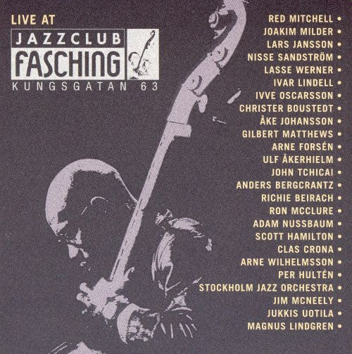 Live at Jazz Club Fasching