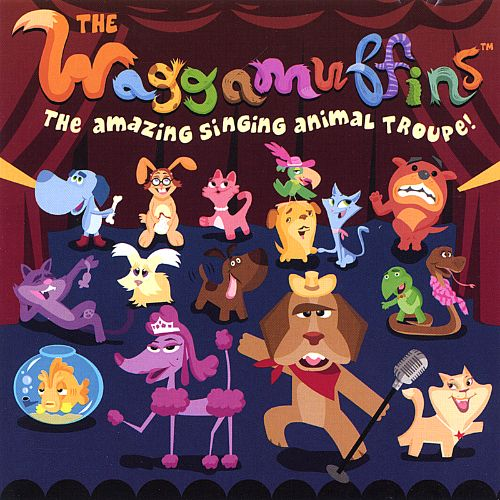 The Amazing Singing Animal Troupe