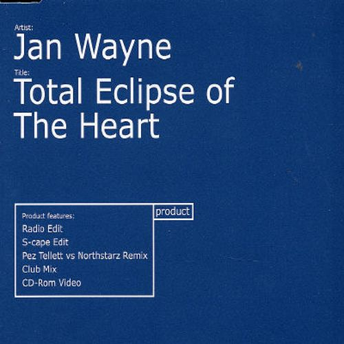 Total Eclipse of the Heart [UK CD]