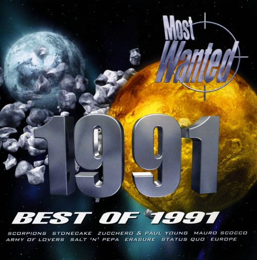 Most Wanted 1991