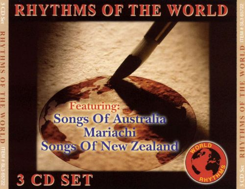 Rhythms of the World [Direct Source]