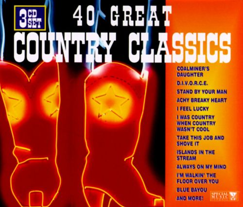 40 Great Country Classics