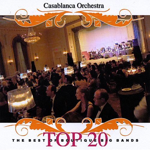 Top 20: The Best of Boutique Big Bands