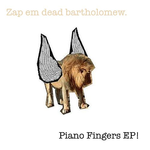 Piano Fingers EP!