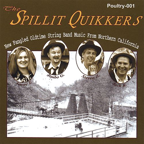New Fangled Oldtime Stringband Music from Northern California