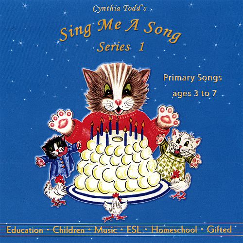 Sing Me a Song, Series 1