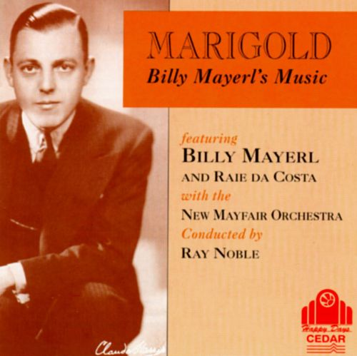 Marigold: Billy Mayerl's Music