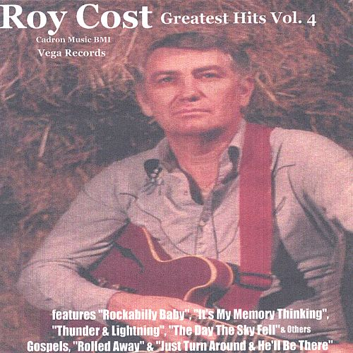 Roy Cost Greatest Hits, Vol. 4