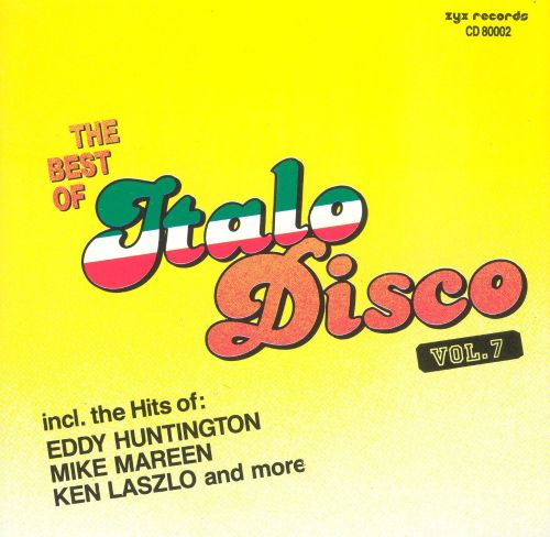 Best of Italo Disco, Vol. 7