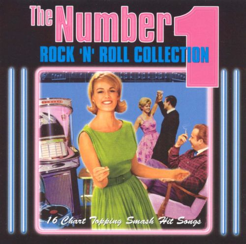 Number 1 Rock 'N' Roll Collection [K-Tel #1]