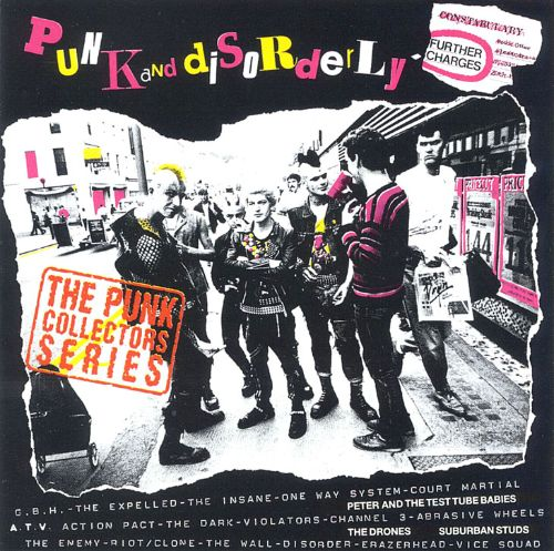 Punk and Disorderly, Vol. 2: Further Changes
